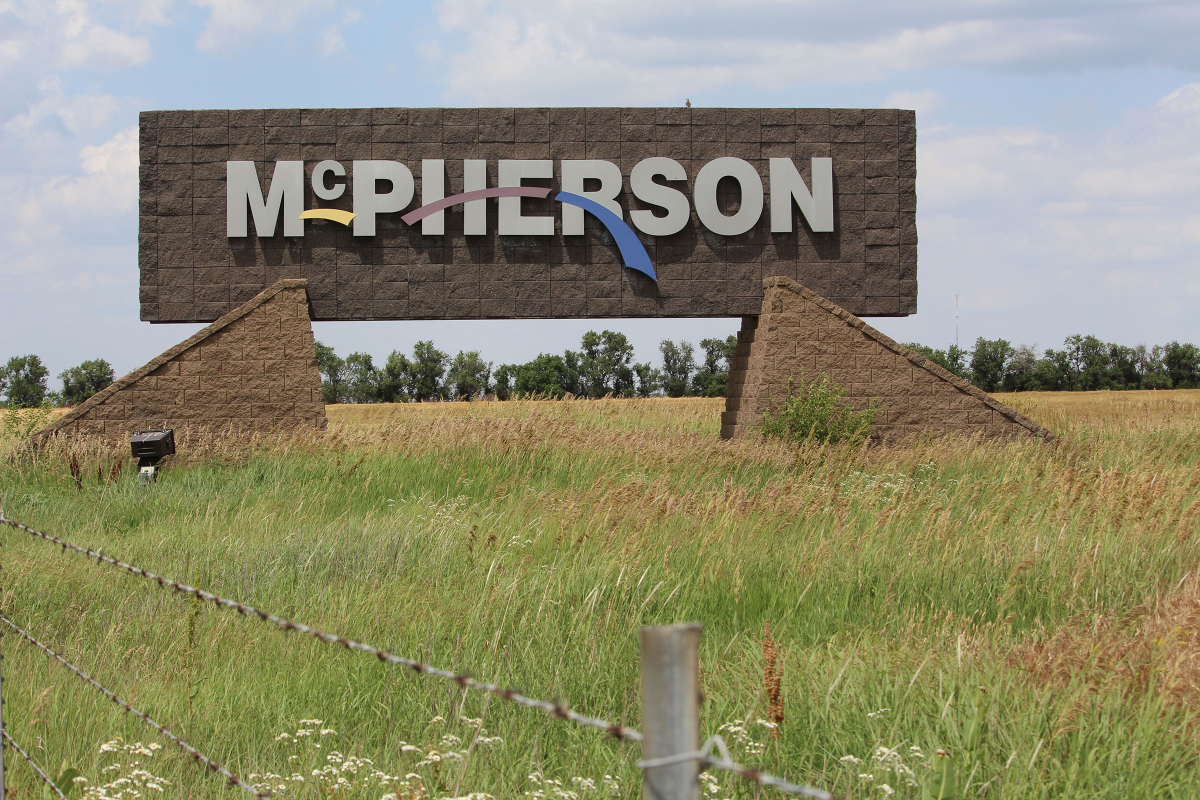 McPherson Sign